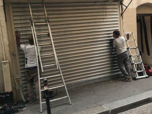 deblocage-rideau-metallique-mantes-la-jolie